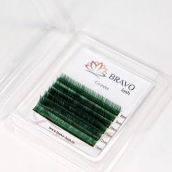 Зеленые, 6 линий, микс